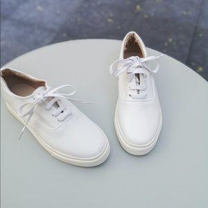 🆕 Oak+fort white sneaker